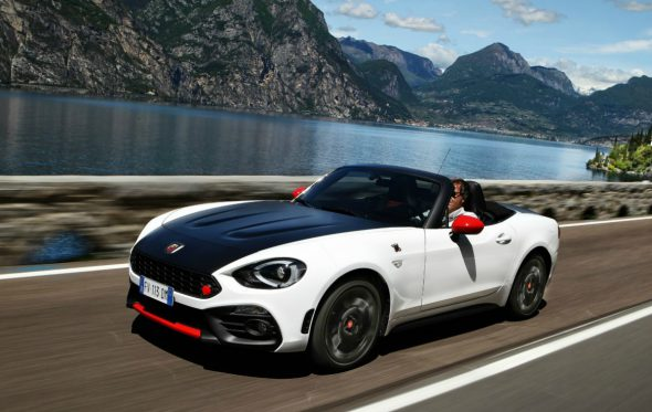Driven: Abarth 124 Spider AT