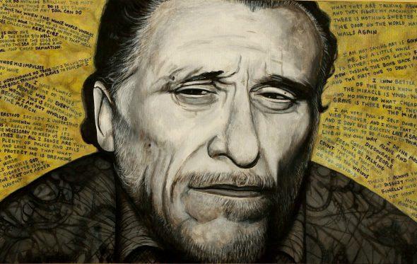 Ο Charles Bukowski ήταν ένας εκκεντρικός φιλόσοφος της ζωής