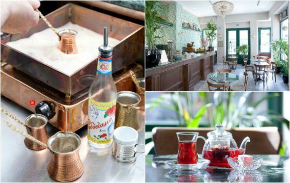 Επιστροφή στις ρίζες: Το Σερσέ Λα Φαμ είναι ένα παραδοσιακό καφενείο στο κέντρο της Αθήνας