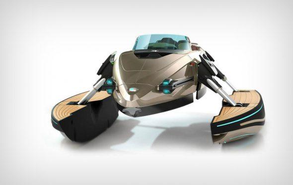 Kormaran «K7»: Ένα σκάφος για transformers