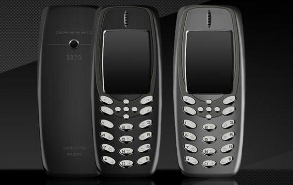 Η Gresso δημιούργησε το «Nokia 3310 των πλουσίων»
