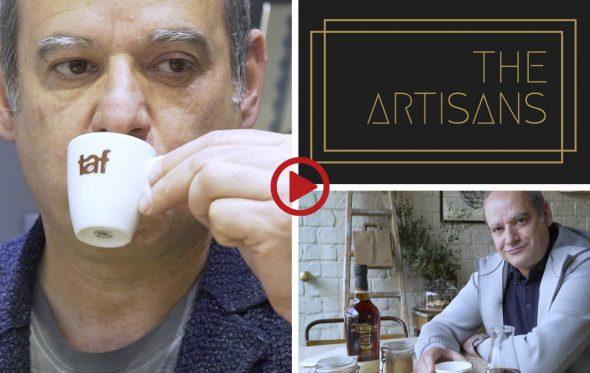 Γιάννης Ταλούμης, Artisan roaster: Ο οραματιστής του καφέ μας συστήνεται στο 1ο βίντεο των ARTISANS