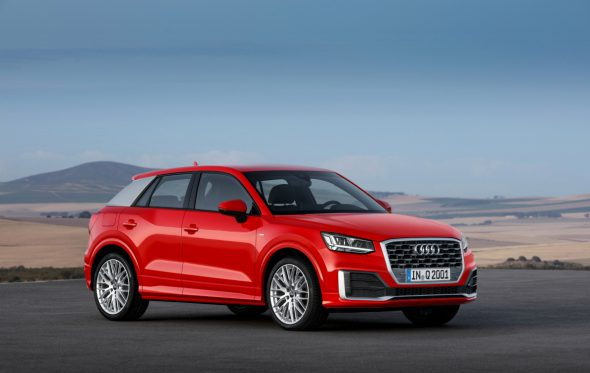 Driven: Audi Q2 1.4TFSI 150 HP S tronic