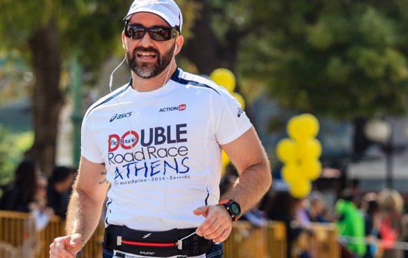 Κωνσταντίνος Κουφάκης: «Χωρίς το τρέξιμο αισθάνομαι σκουριασμένος σωματικά και ψυχικά»