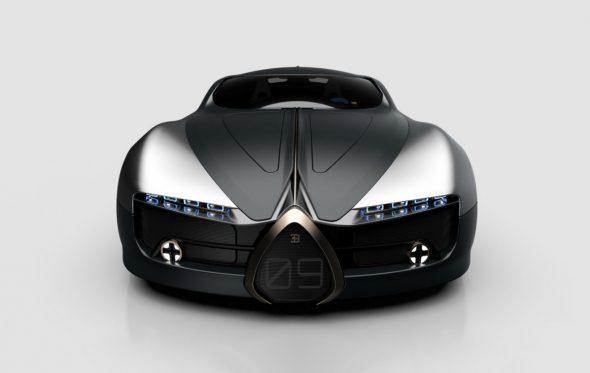 57T Concept: Η Bugatti αποκαλύπτει το μέλλον της