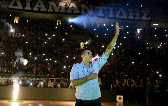 Θα γίνει προπονητής ο Διαμαντίδης;