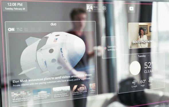 Duo A.I. Mirror: Ξεκίνησαν οι προπαραγγελίες για τον υπολογιστή – καθρέπτη