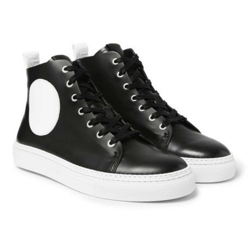 b1a489f80f leather sneakers5
