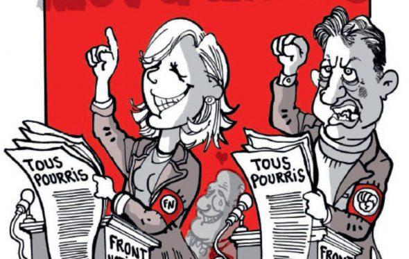 Όταν η «Ανυπότακτη Γαλλία» νίπτει τας χείρας της