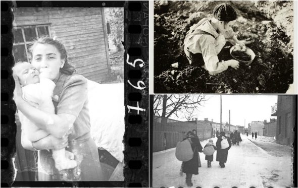 Οι φωτογραφίες του Henryk Ross δείχνουν τη ζωή και τον θάνατο στα εβραϊκά γκέτο του Β' Παγκοσμίου Πολέμου