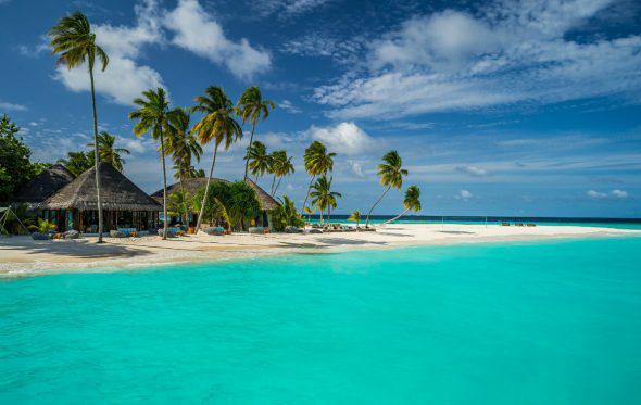 Δαμάζοντας τα κύματα στις Μαλδίβες