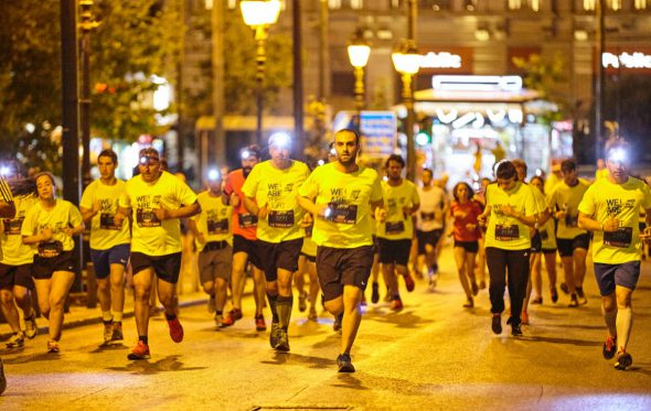 Τα 5 πράγματα που κάνουν τον αγώνα Lighting Up Athens διαφορετικό από τους άλλους