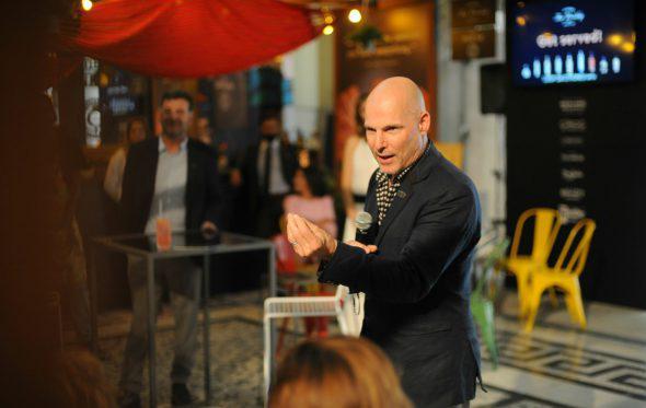 Spike Marchant: «Η νέα σκηνή των Ελληνικών cocktail bars είναι δείγμα ότι αψηφάτε την κρίση!»