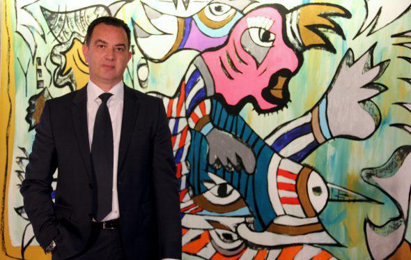 Χάρης Κουτάς, Ιδρυτής και CEO του Group Lysys