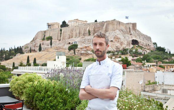 Το νέου μενού του Sense Fine Dining Restaurant θα είναι γεμάτο αρώματα και θέα