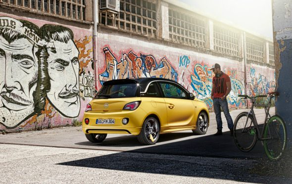 Driven: Opel Adam 1.0 115 HP