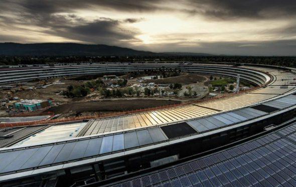 Αυτό είναι το εξωφρενικά υπέροχο νέο αρχηγείο της Apple