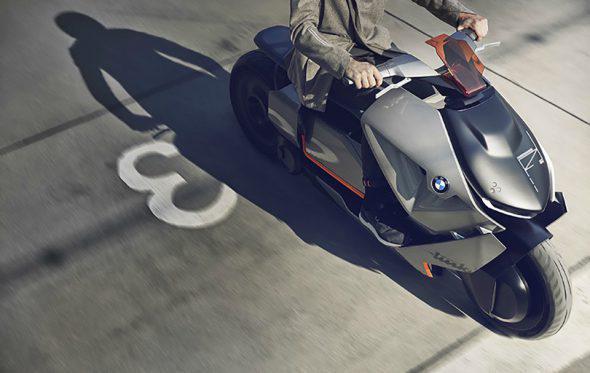 Η BMW βλέπει το μέλλον με άλλο μάτι