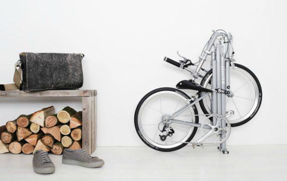 Αυτό το ποδήλατο θα μπορείς να το κρεμάσεις στον τοίχο σου σαν έργο τέχνης