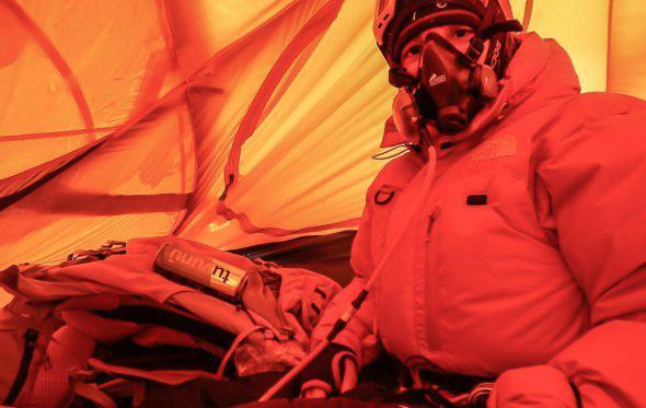 Η Ελληνίδα που έφτασε λίγα μέτρα από την κορυφή του Έβερεστ, με κίνδυνο της ζωής της