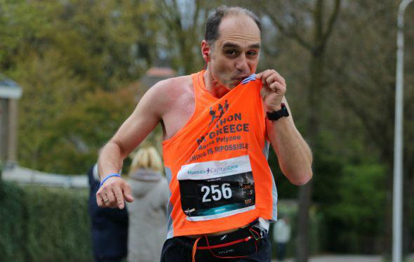 Νίκος Αρμένης: «Έκοψα οριστικά το κάπνισμα όταν αποφάσισα να τρέξω μαραθώνιο»