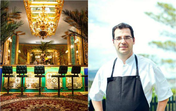 O Δημήτρης Δημητριάδης φέρνει τη δική του ελληνική κουζίνα στο κέντρο της Αθήνας