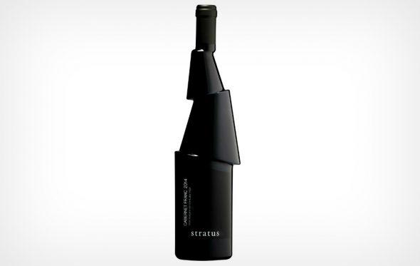Αυτή είναι η πιο αντισυμβατική και ντιζάιν φιάλη κρασιού