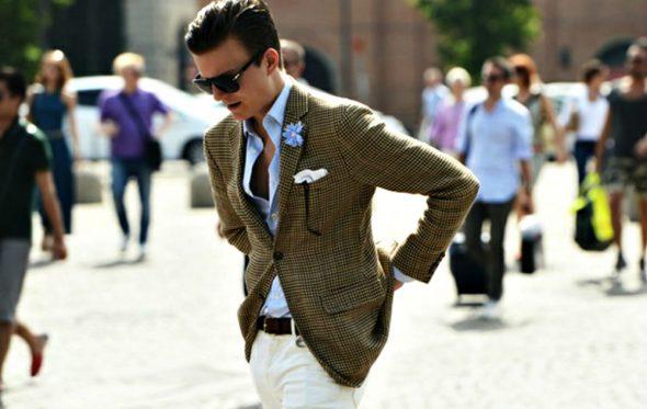 Πώς λύνεται το πρόβλημα του πουκαμίσου που βγαίνει απ' το παντελόνι