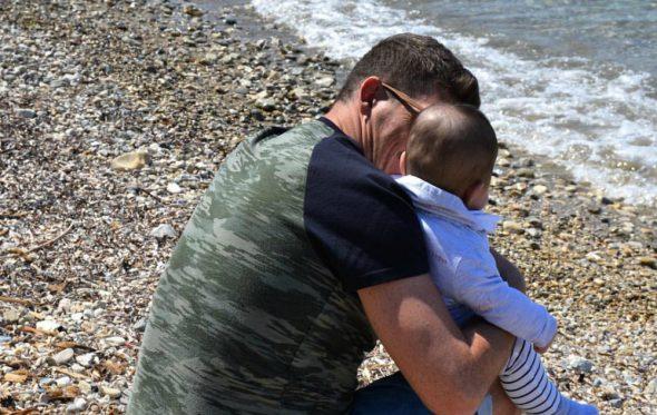 «Η στιγμή που γίνεσαι πατέρας είναι ασύλληπτη, δεν υπάρχει πιο δυνατή στιγμή»