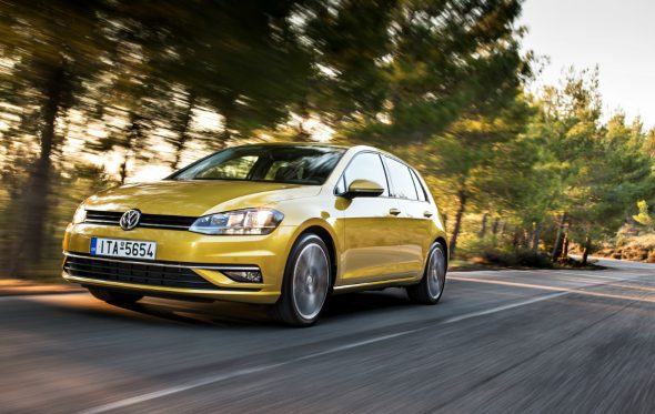 Driven: Volkswagen Golf 1.0 TSI 110 HP DSG7