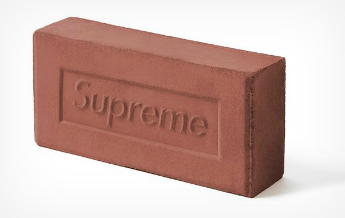 Supreme brick  8a0b25de063