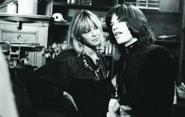 Anita Pallenberg: Η σαγηνευτική μούσα των Rolling Stones
