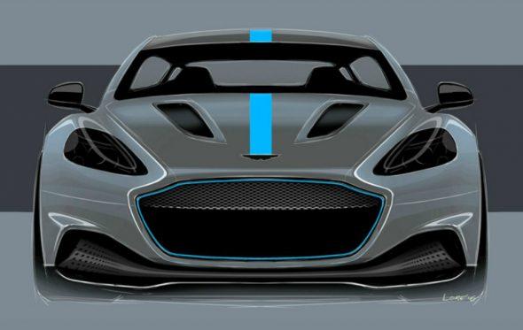 Αυτή η Aston Martin θα μπαίνει στην πρίζα