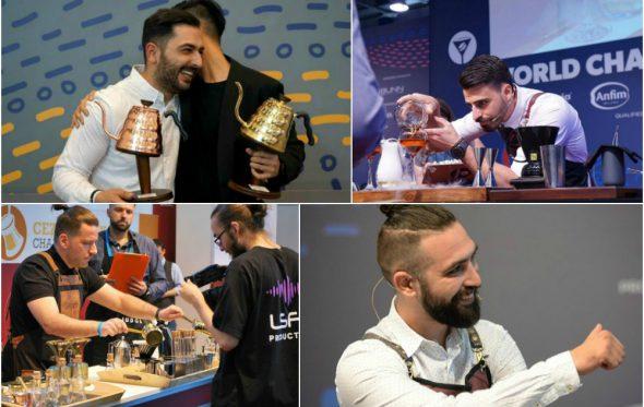 Οι Έλληνες πρωταθλητές του καφέ μας συστήνονται