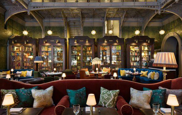 The Beekman Hotel: Έτσι θα έπρεπε να είναι όλα τα σοφιστικέ ξενοδοχεία του κόσμου