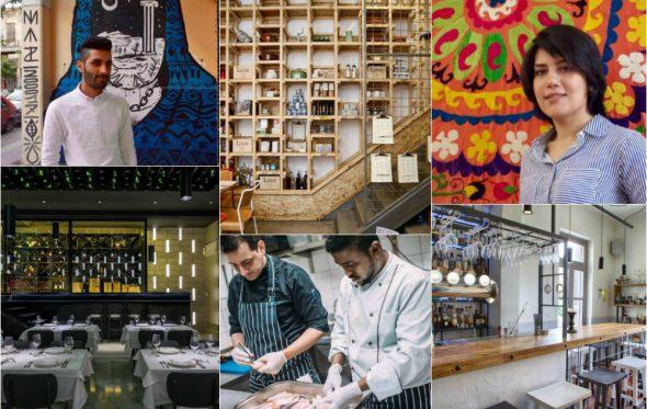 Refugee Food Festival: Εστιατόρια στην Αθήνα μοιράζονται τις κουζίνες τους με πρόσφυγες σεφ