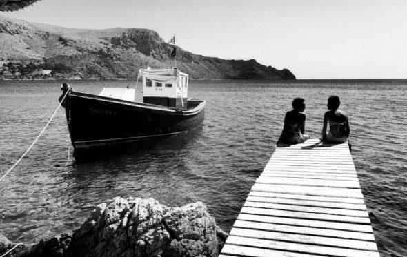 Ο Γιώργος Μαλεκάκης μας δείχνει το δικό του καλοκαίρι
