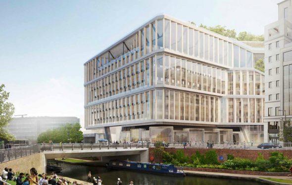 Το νέο αρχηγείο της Google στο Λονδίνο θα κοστίσει 1 δισ. και είναι υπέροχο