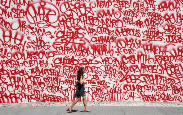 Έξι στιγμές που σημάδεψαν την street art