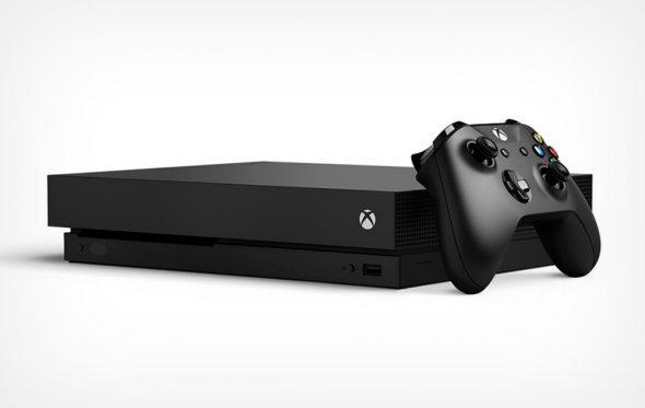 Xbox One X: Αυτή είναι η πιο ισχυρή κονσόλα της Microsoft