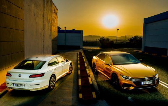 Arteon: To Volkswagen των GT