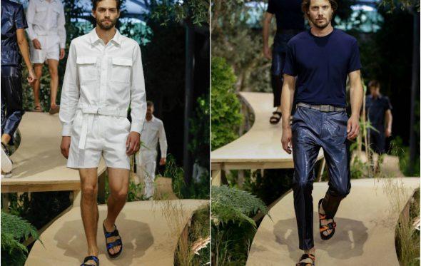 Εν τω μεταξύ, τα Birkenstock έγιναν fashion items