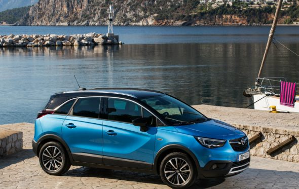 Crossland X. Το νέο μικρό crossover της Opel