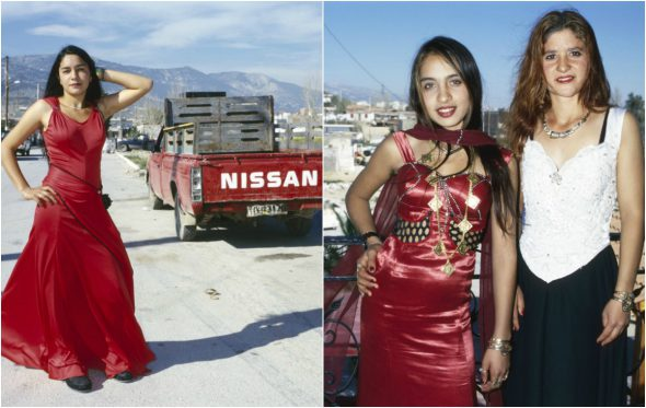 Μια μέρα με τη Βαλεντίνα, την ράφτρα των τσιγγάνων στο Ζεφύρι