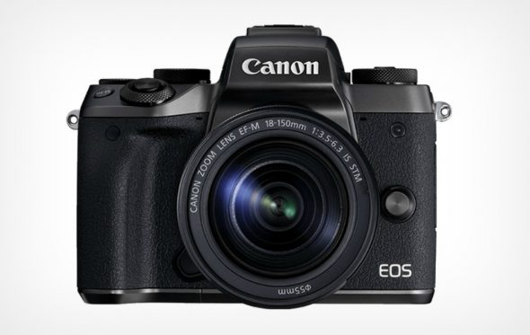 Canon EOS M5: Η mirrorless που θες