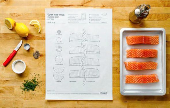 Αυτές τις συνταγές τις φτιάχνεις τόσο εύκολα (;) όσο τα έπιπλα της ΙΚΕΑ
