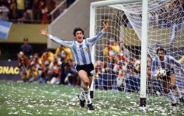 Τα κρυφά πολιτικά μηνύματα πίσω από το Μουντιάλ του 1978 στην Αργεντινή