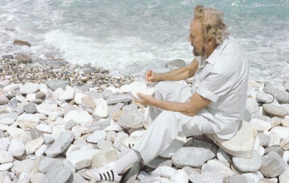 Γιάννης Ρίτσος: Στο Καρλόβασι της Σάμου, καλοκαίρι του 1987