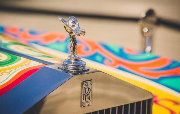 Αυτή είναι η ψυχεδελική Rolls-Royce του John Lennon