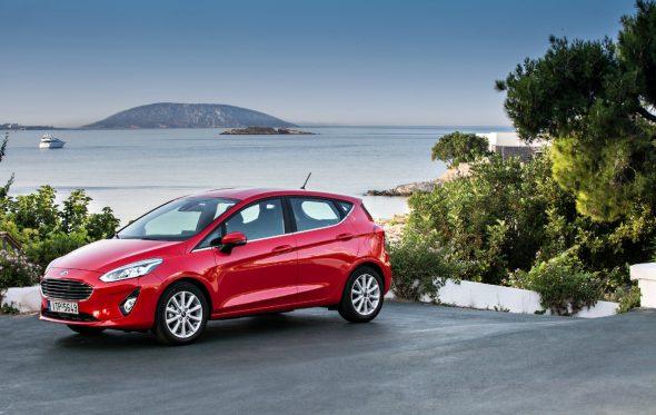 Ford Fiesta: 41 χρόνια μετά